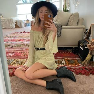 Urban Outfitters boho mini dress